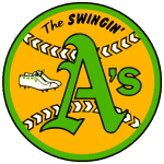 Oakland Athletics Logo (1970)