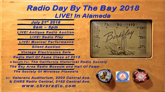 Radio Day 2018 Flyer (Image)