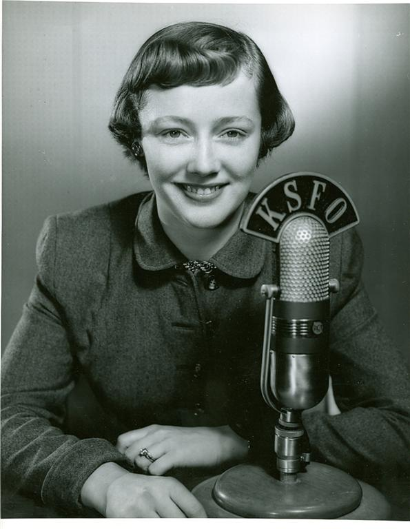 Barbara Schultz (KSFO Photo)