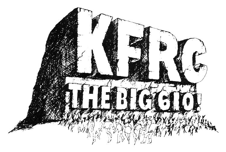 KFRC Big 610 Logo (Image)