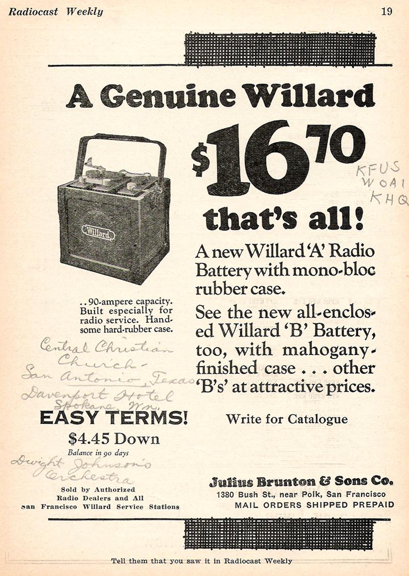 kjbs_willard-ad_nov-15-1925