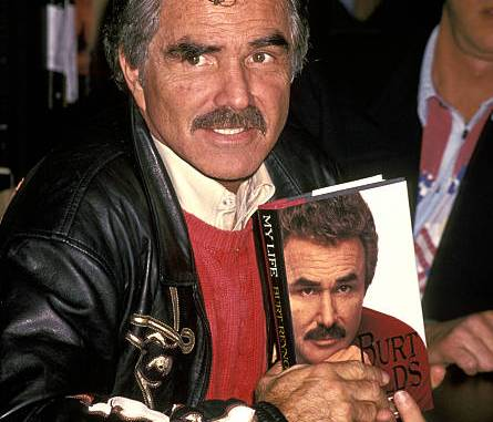 Burt Reynolds (1994 Photo)
