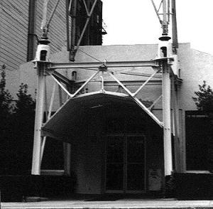 KJBS Pine Street Entrance (Photo)