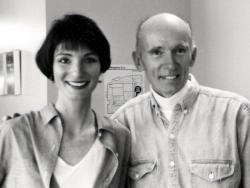 Lois Melkonian and Al Hart (1995 Photo)