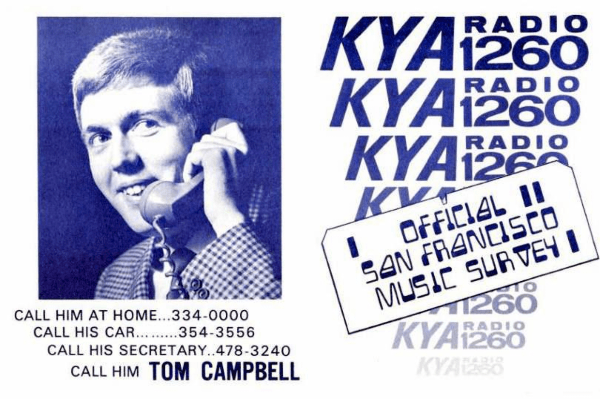 Tom Campbell (KYA Photo)