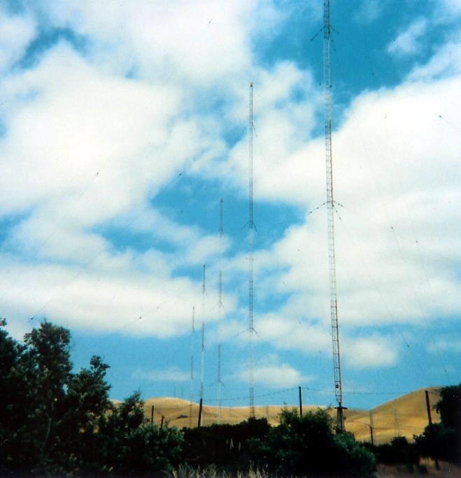 KWUN 1480 Towers (Photo)