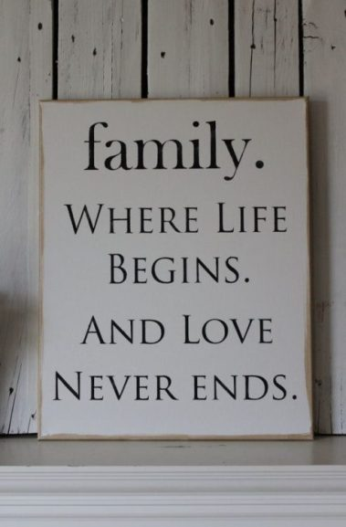 60 Greatest Quotes About Family Of All Time BayArt Beauteous Famous Quotes About Family
