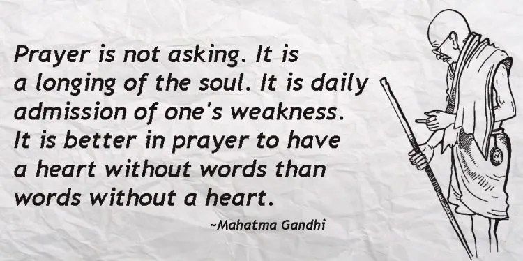 What is Prayer? Abundance Prayer