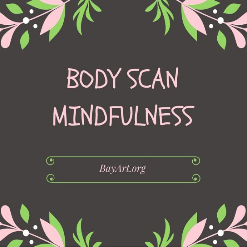 body scan meditation mindfulness