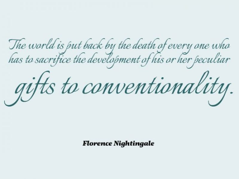 Famous Florence Nightingale Quotes For Nurses