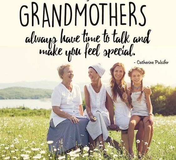 Special Grandma Quote and Saying from Catherine Pulsifer