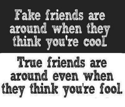 fake best friend quotes