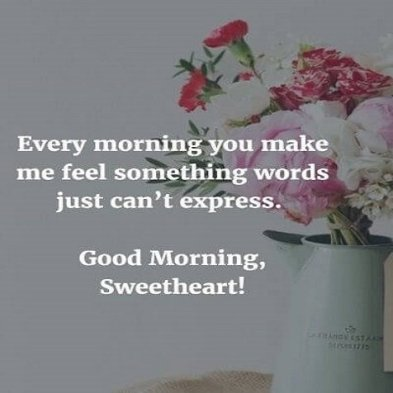 Good Morning Love Quotes Awesome Good Morning Love Quotes For Her [Complete Collection] BayArt