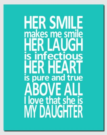 Beautiful Mother Daughter Quotes - Short & Cute [Complete ...