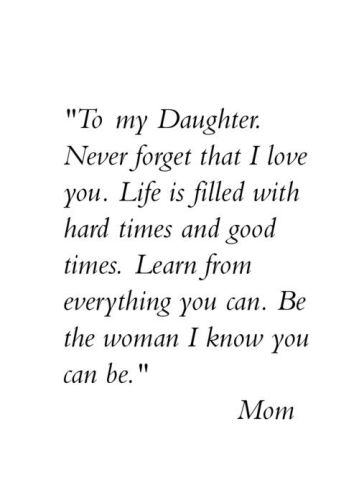 261 Exclusive Mother Daughter Quotes Complete Collection Bayart