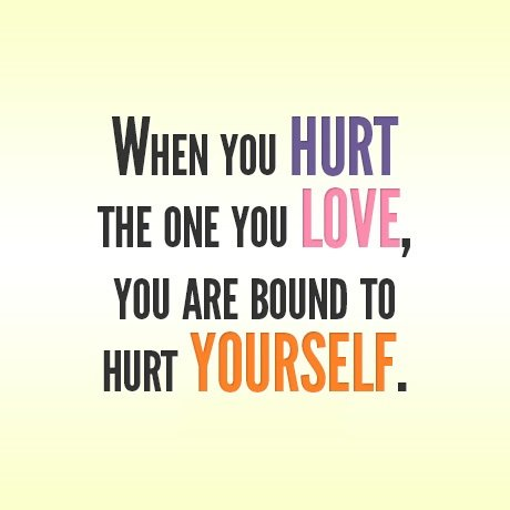 quotes about getting hurt
