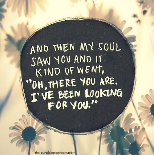 I love you quotes soulmate love quotes