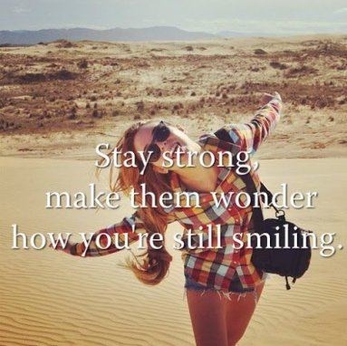 strong girl quotes