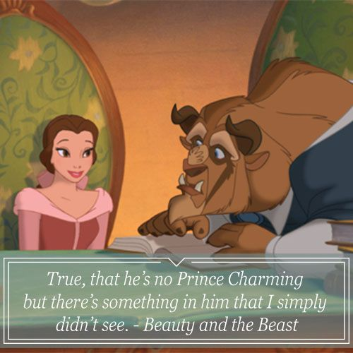 beauty and the beast quote images