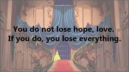 beauty and the beast quotes images