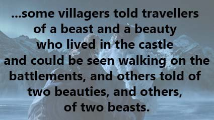 beauty and the beast quotes pictures