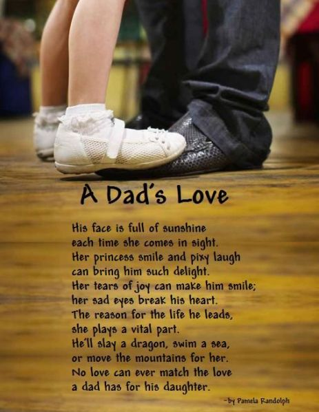 dad to daughter quotes