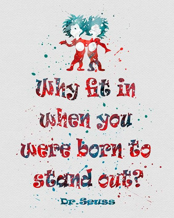 Famous Doctor Seuss Quotes