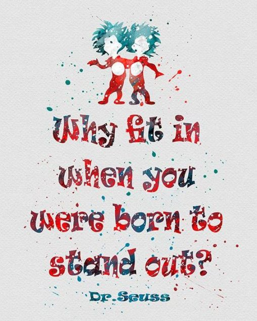 Dr Seuss Weird Love Quote Poster Adorable 100 Exclusive Dr Seuss Quotes That Still Resonate Today  Bayart