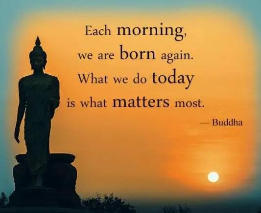 famous buddha quotes on mindfulness