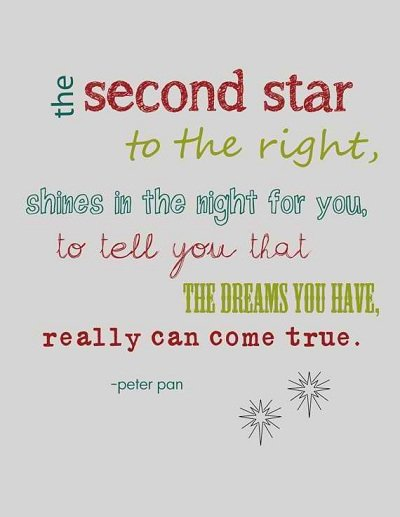 famous peter pan quotes