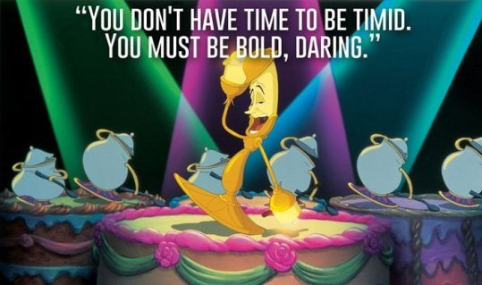 quotes from beauty and the beast images