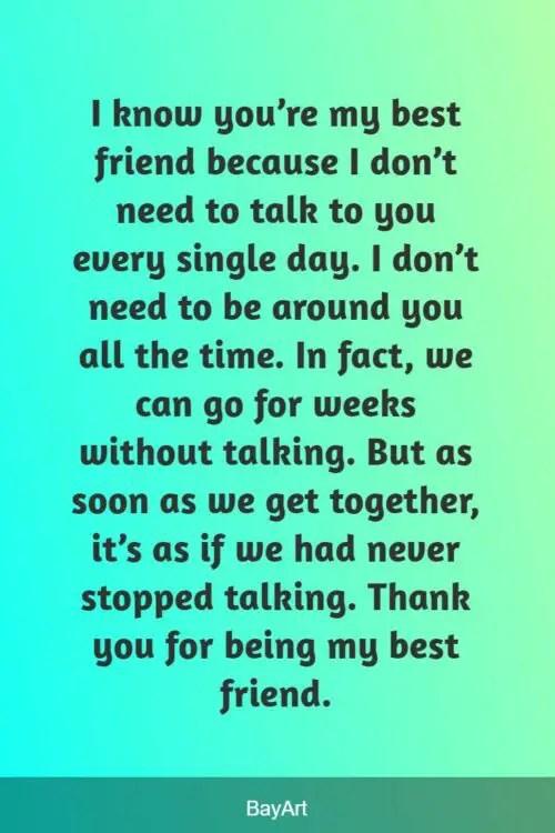 Tbh With Friend : friend, GREATEST, Friend, Paragraphs:, Beautiful, BayArt