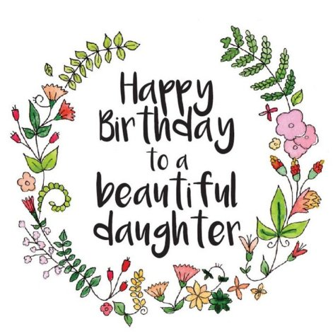187 special happy birthday daughter wishes   quotes bayart clip art labor day free clip art labor day friday