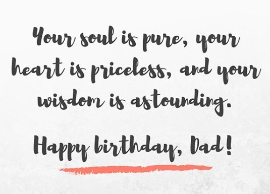 father birthday quotes