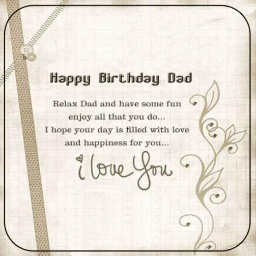 father's birthday
