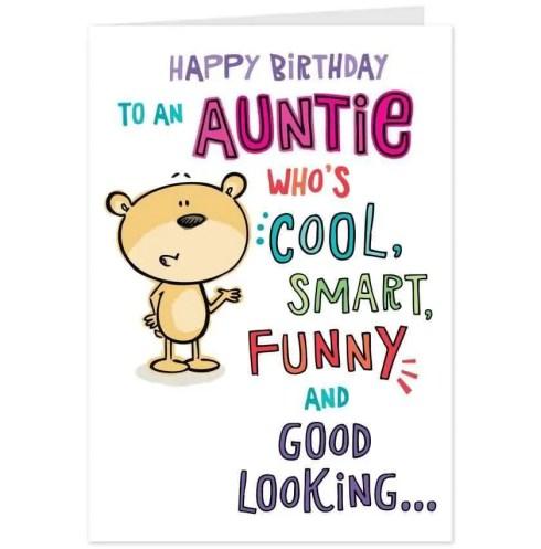 happy birthday auntie images
