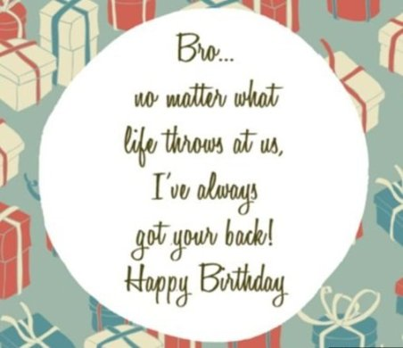 200 Mind Blowing Happy Birthday Brother Wishes Quotes Bayart