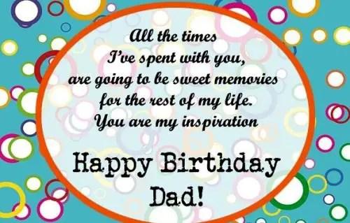 200 Wonderful Happy Birthday Dad Quotes Wishes Bayart