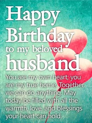 94 Breathtaking Happy Birthday Husband Wishes Exclusive Deep