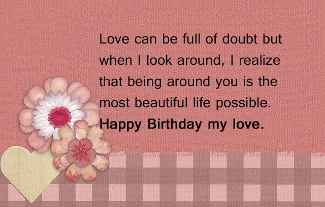 182 Exclusive Happy Birthday Boyfriend Wishes & Quotes