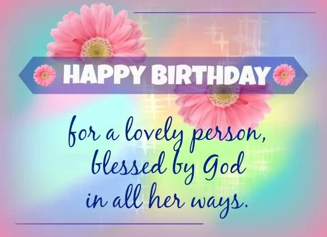 68 Powerful Religious Happy Birthday Blessings Wishes Bayart