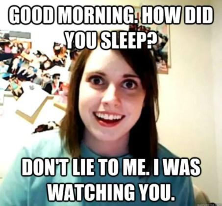 Funny Good Morning Memes For Her
