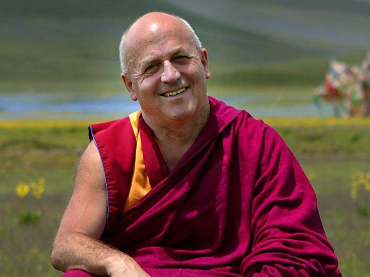 A 69-year-old monk who scientists call the 'world's happiest man' says the secret to being happy takes just 15 minutes per day