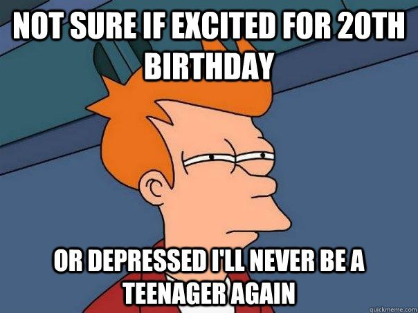 70 AWESOME Happy 20th Birthday Wishes And Quotes