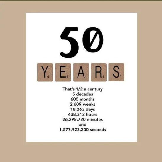 happy 50 birthday