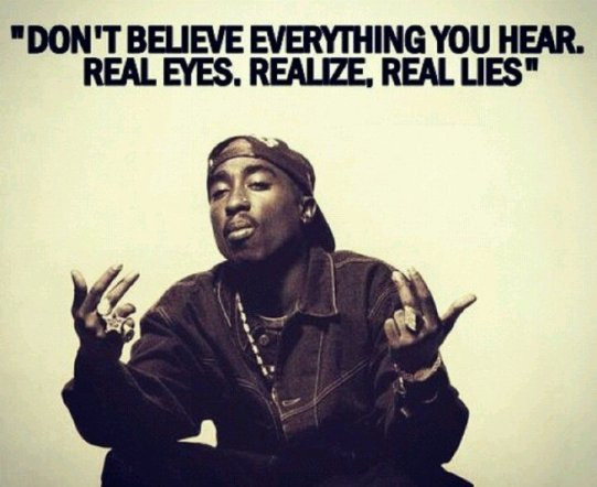 2pac Quotes New 48 Greatest Tupac Quotes That Will Change Your World BayArt