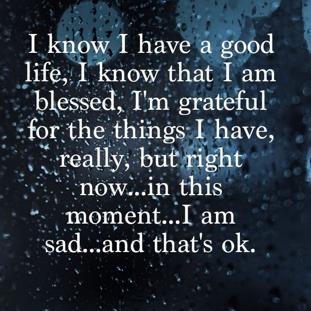 its ok to be sad quotes
