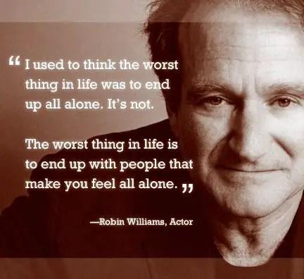 robin william quotes