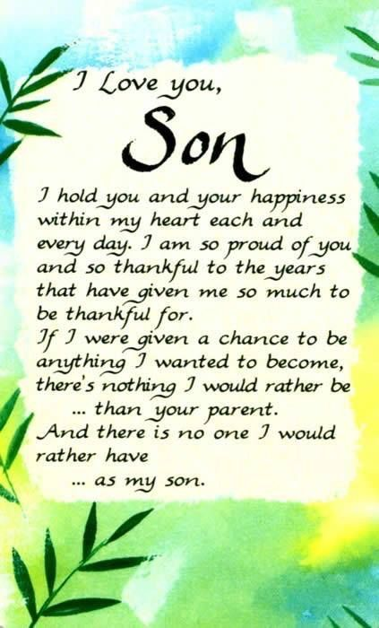 70 mother son quotes