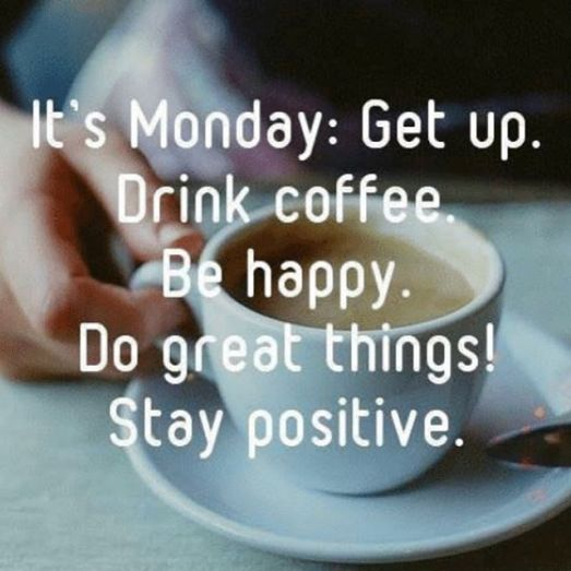 Monday Quotes Positive 74+ Inspirational Monday Quotes To Explode Your Motivation   BayArt Monday Quotes Positive